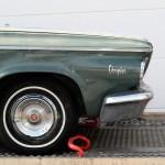 1964 Chrysler Newport Teilansicht vorn