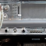 1964 Chrysler Newport mit Origianl Chrysler Radio All Transistor