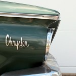 1964 Chrysler Newport with Chrysler Logo