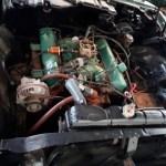 Chrysler Newport Motorraum V8