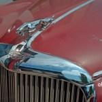 Jaguar Mark IX mit Jaguar Leaper