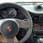 Porsche 911 GT3 3.8 Lenkrad mit Alcantara
