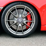 Porsche 911 GT3 Ceramic Composite Brake (PCCB) vorn