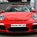 Porsche 911 GT3 Typ 997 Frontansicht / front view