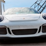 Porsche 911 Typ 991.2 GT3 RS 2017-2018 front view