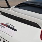 Porsche 911 Typ 991.2 GT3 RS Lüftungsgitter hinten