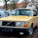 Volvo 244 GL D6 ab 1979 (D6=Diesel mit Diesel-Reihensechszylinder Volvo Motorbezeichnung D24)