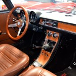 Alfa Romeo 1750 GT Veloce Interieur in Lederausstattung (1967-1972)