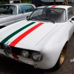 Alfa Romeo GT Am (1965-1975) front view