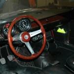 Alfa Romeo Sprint GT (1963-1966) Interieur