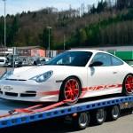 Porsche 911 GT3 RS des Typ 996 2003-2004