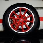 Porsche 911 GT3 RS 996 18-Zoll GT3 Felgen rot oder blau lackiert