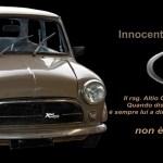 Innocenti Mini Minor 850 von 1971