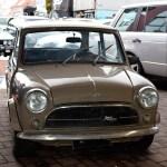 Innocenti Mini Minor 850 front view