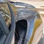Lotus Evora 400 Lufteinlass für den Motorraum