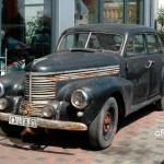 Opel Kapitän Frontansicht