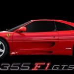 Ferrari F355 GTS F1 1998-1999
