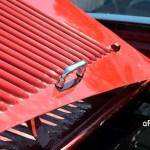 Adler Trumpf Junior 1E- Limousine Detail Motorhaube