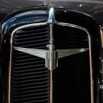 Adler Trumpf Junior Cabriolimousine Kühlergrill mit Logo Adlerwerke