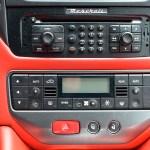 Maserati GranTurismo Interieur in rotem Leder