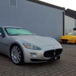 Maserati GranTurismo 4.2 - Maserati GranSport - Jaguar XKR Coupe