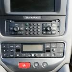 Maserati GranTurismo S Mittelkonsole mit Radio usw.