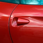 Ferrari F12 Türgriff in Schalenform