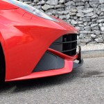 Ferrari F12 front detail