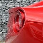 Ferrari F12 rear detail