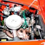 Fiat 1500 Spider mit 1500 ccm und 75 PS-Motor
