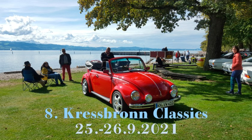 8. Kressbronn Classics 25.-26.9.2021