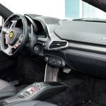 Ferrari 458 Spider Interieur