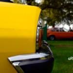 Alfa Romeo Spider 2000 Heck Detailansicht