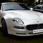 Maserati GranSport front view