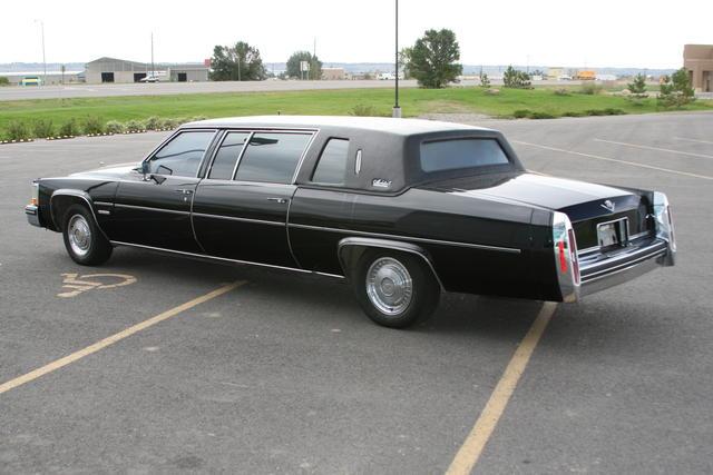 1959 Cadillac Fleetwood Limo