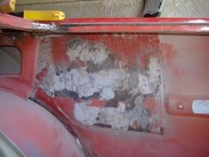 tr7-inner-rear-wing-deadening-panel