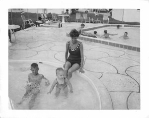 Mom, Marty, and Lori