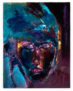 Onatah Acrylic On Canvas 14x11 m