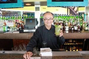 Behind the Bar-Mr. Le