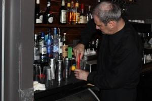 Bistrot Royale bartender photo 2