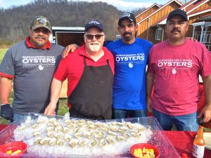 Grapevine - Oyster Fest