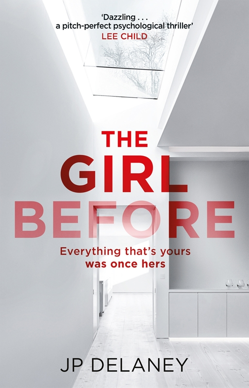 The Girl Before, The Girl After