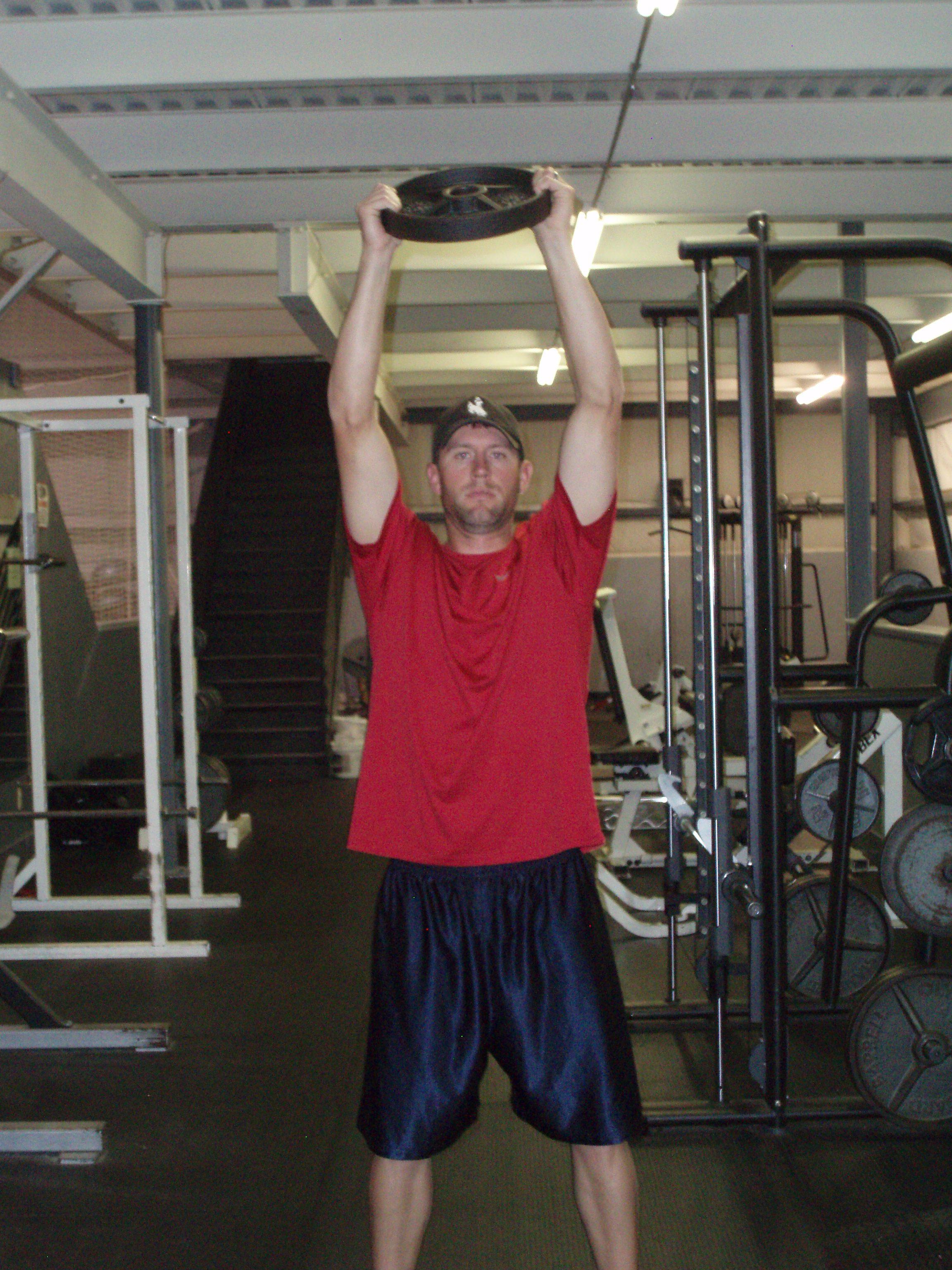 Weight Plate Horseshoe