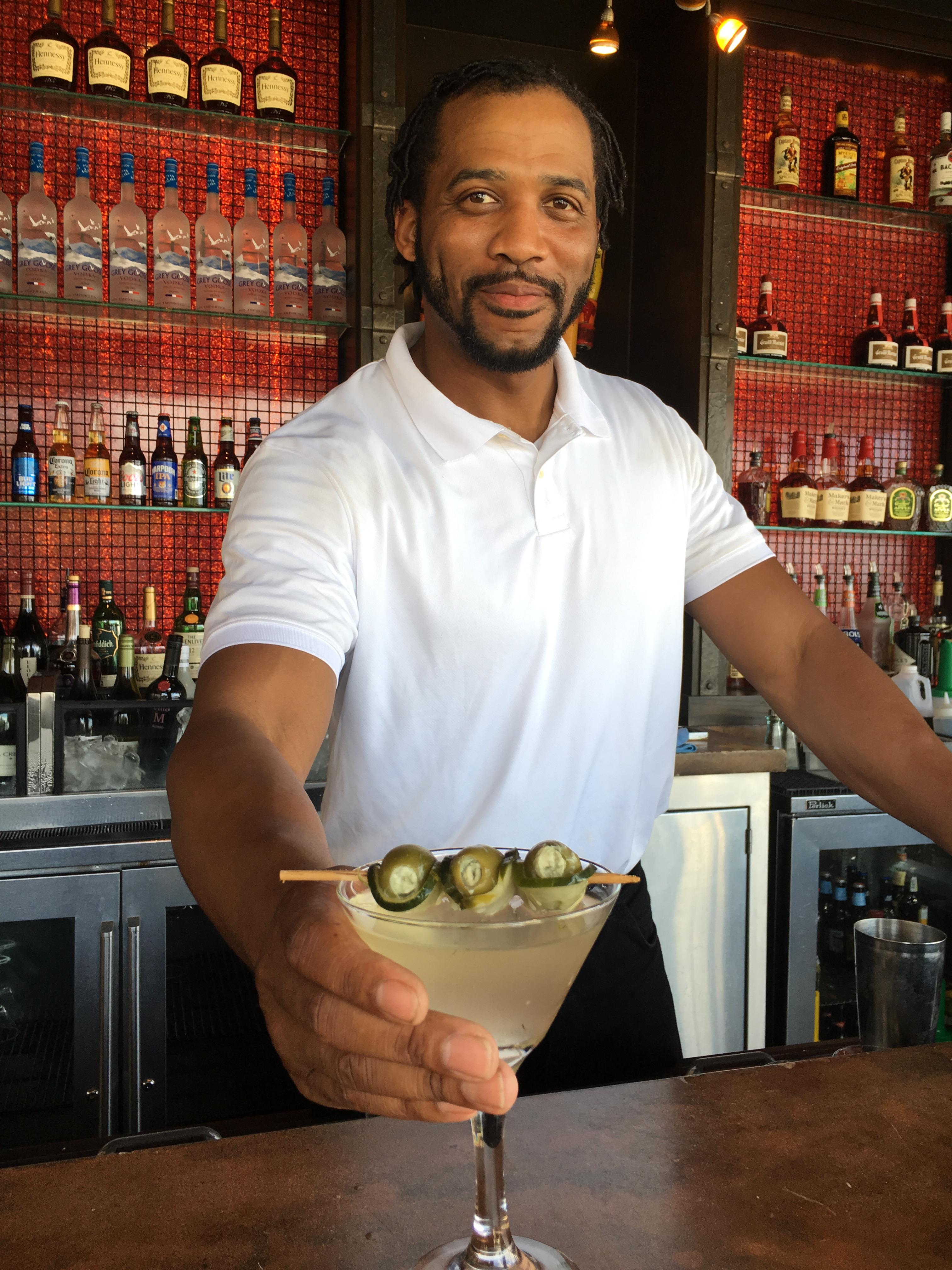 Behind the Bar: Neil L. Burroughs