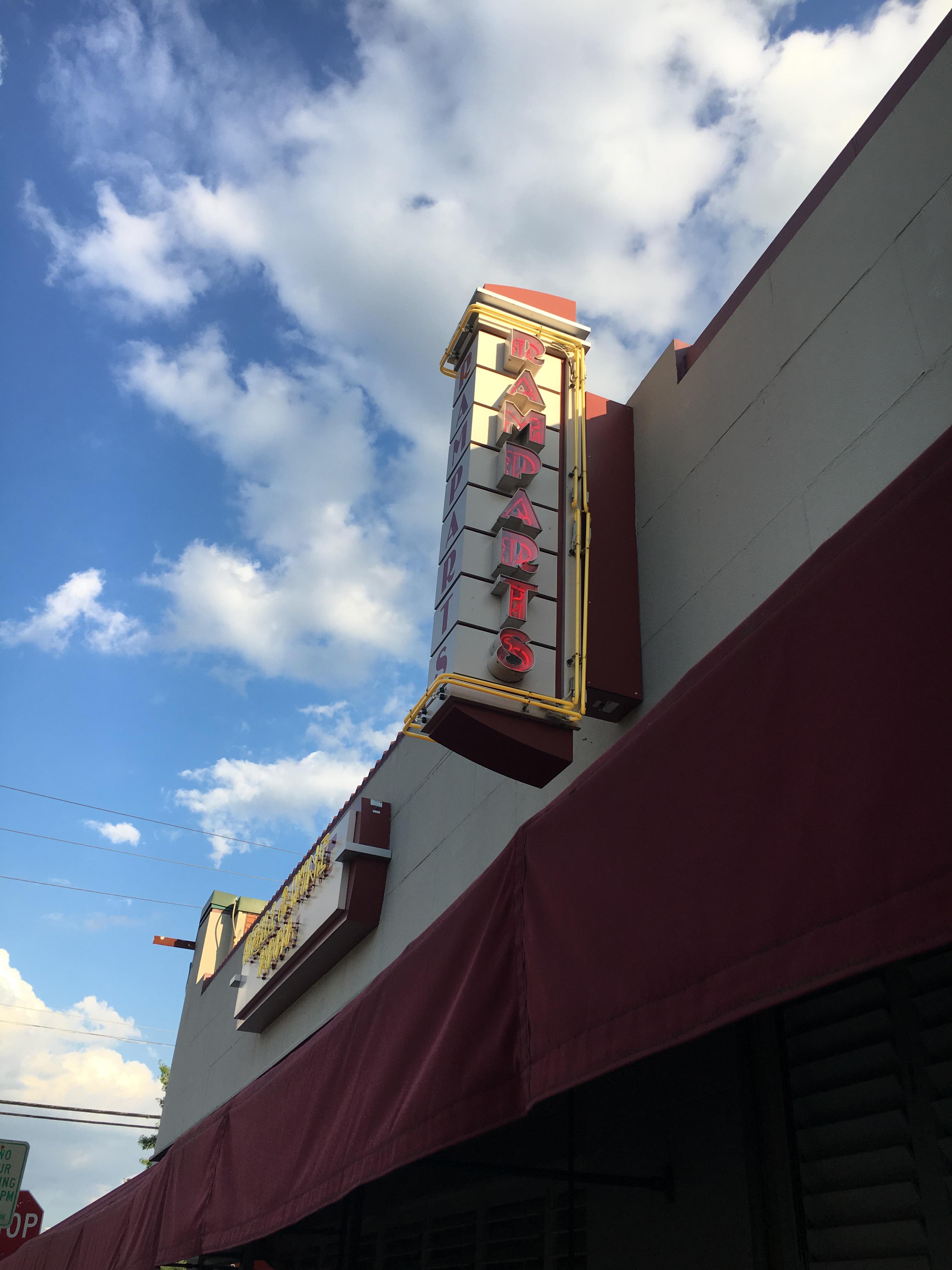 Ramparts Tavern & Grill