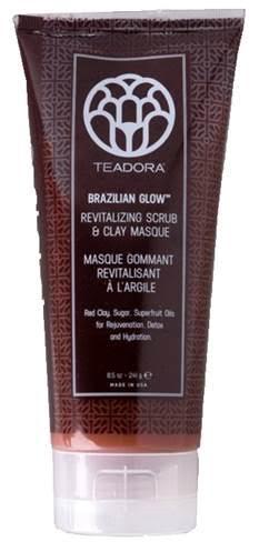 Teadora Rejuvenating Red Clay & Scrub Masque