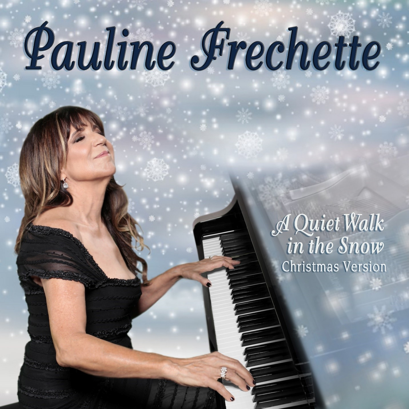 """""""A Quiet Walk in The Snow – Christmas Version"""""""