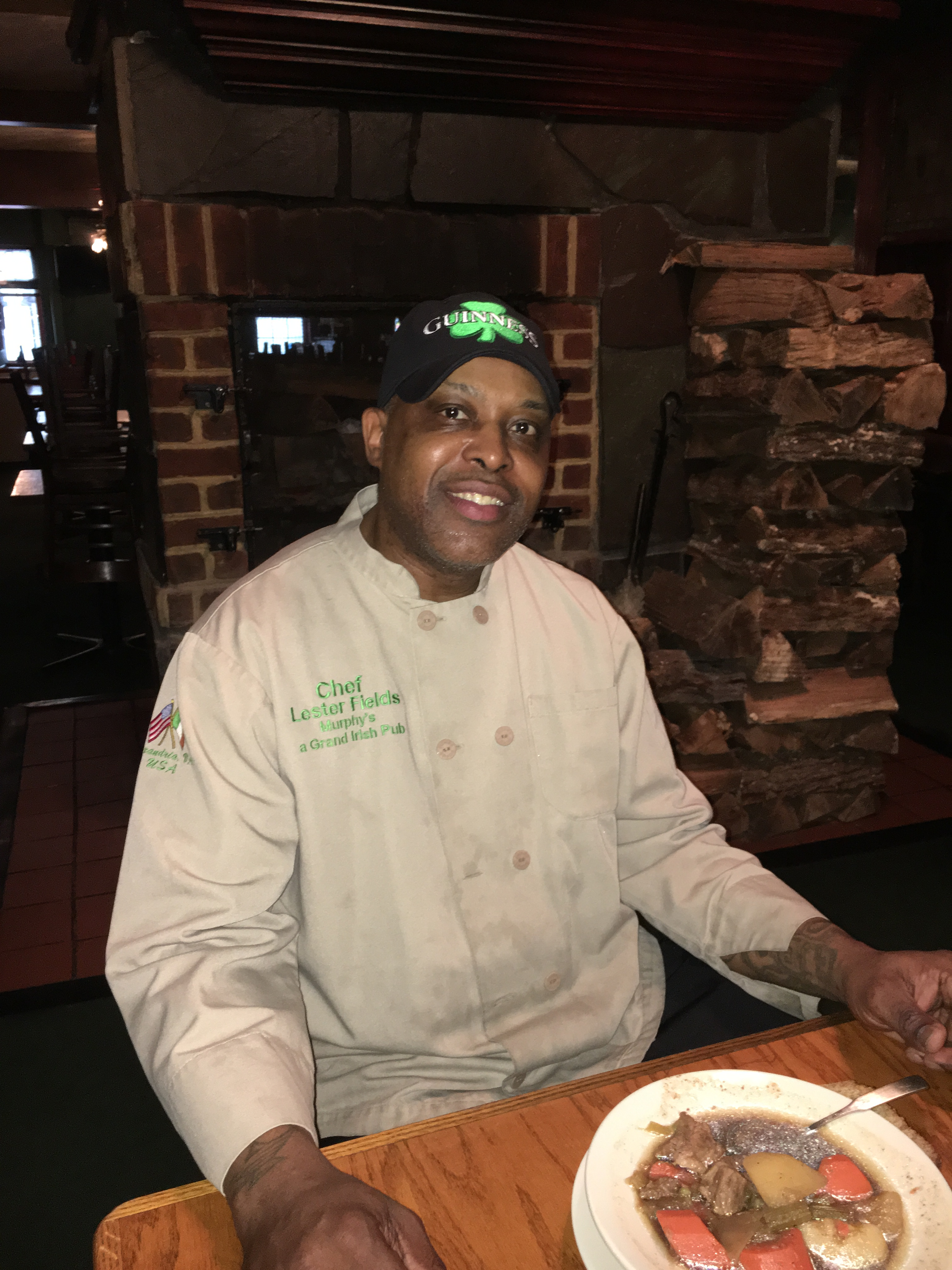 Masters of Cuisine: Lester Fields