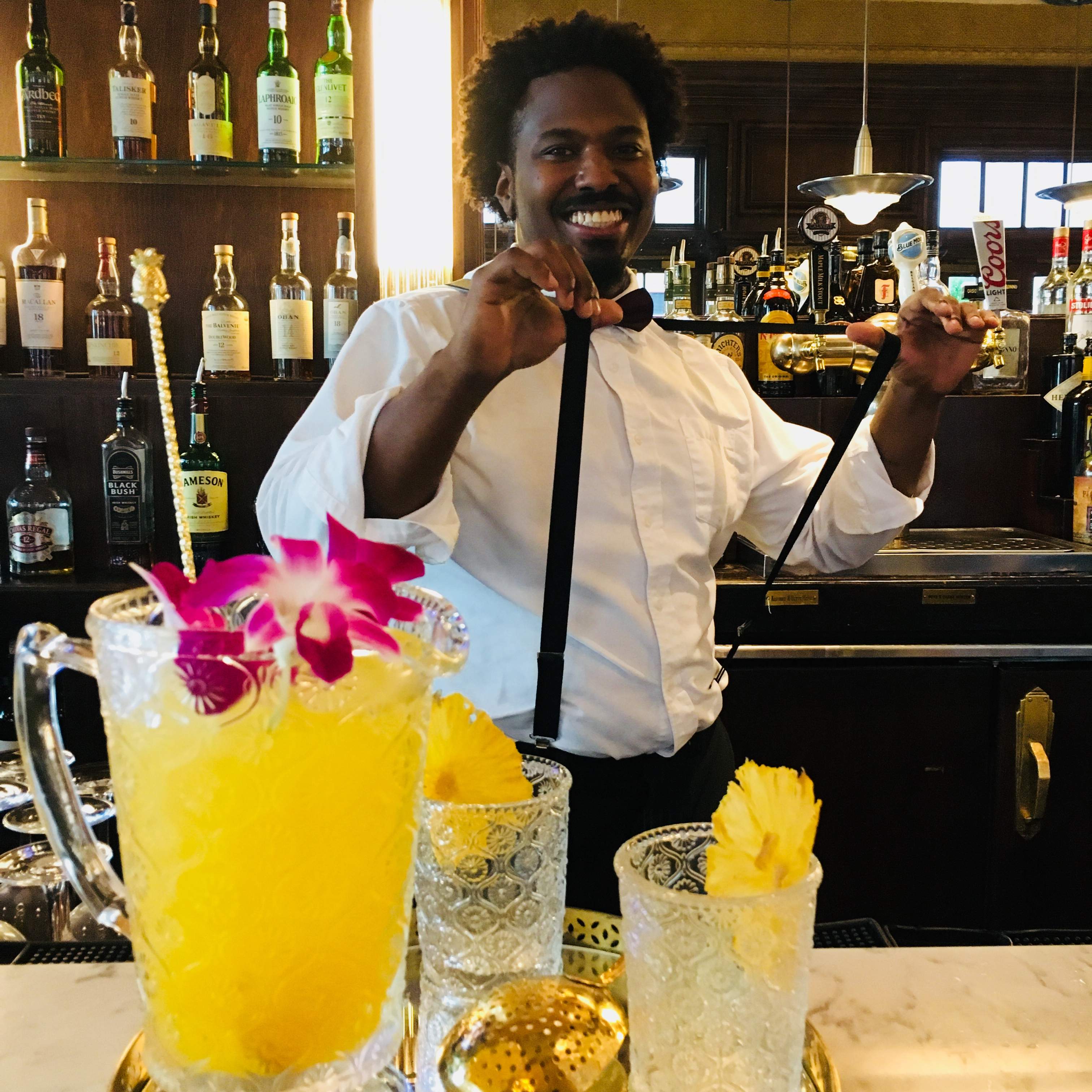 Behind the Bar: Gregory Dreher