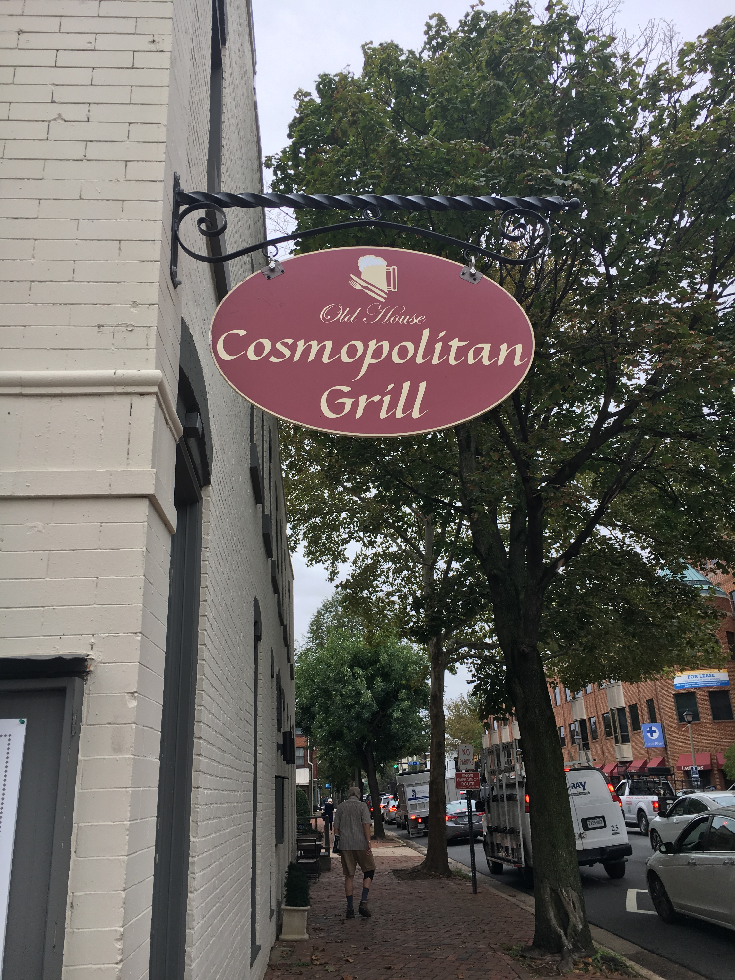 Old House Cosmopolitan Grill – A Taste of Germany In Old Town!